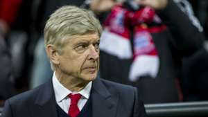 Arsene Wenger Arsenal Champions League