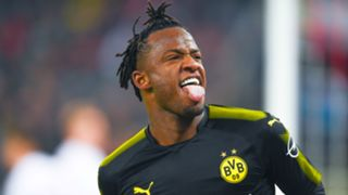 Michy Batshuayi Borussia Dortmund Cologne