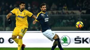 Khedira Verona Juventus