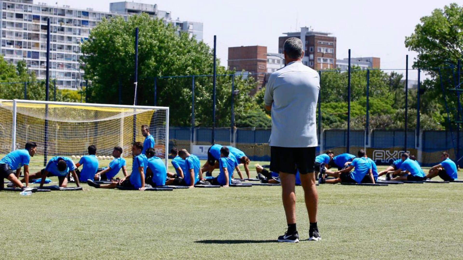 Boca Pretemporada 2019