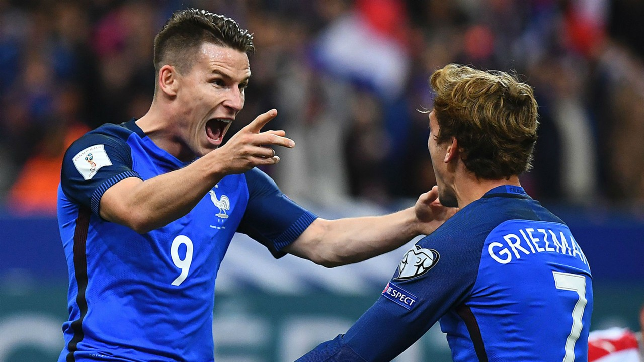 WATCH Griezmann hasn t reached Zlatan s level yet Kevin Gameiro