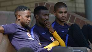 William Twala Lucky Baloyi and Keagan Buchanan - Kaizer Chiefs