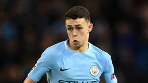 Phil Foden - Manchester City debut
