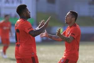 Jeremain Lens Adriano Correia B36 Torshavn Besiktas Europa League 07/26/18
