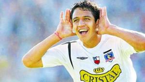 Alexis Sánchez en Colo Colo