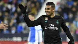 Casemiro Leganes Real Madrid LaLiga