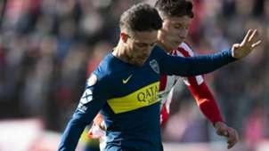 Nahitan Nandez Estudiantes Boca Fecha 2 Superliga