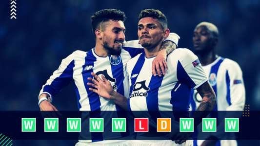 Porto Champions League Power Rankings GFX