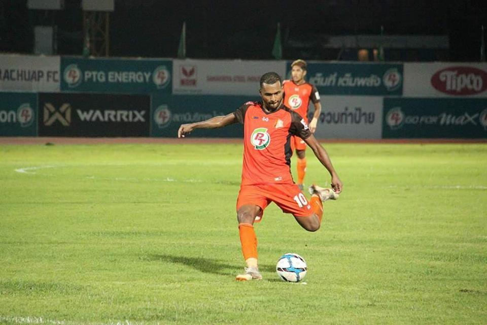 Image result for รีสซัดโทษพาประจวบเชือดชัยนาท 2-0