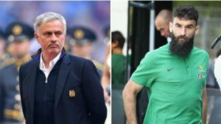 Jose Mourinho/ Mile Jedinak