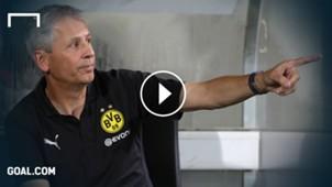 GFX Borussia Dortmund Lucien Favre 20082018