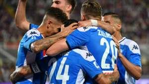 Fiorentina - Naples (3-4) - Ribéry et la Viola débutent par une défaite