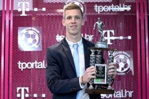 Dani Olmo Dinamo award