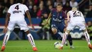 Kylian Mbappe PSG Nice Ligue 1 27102017