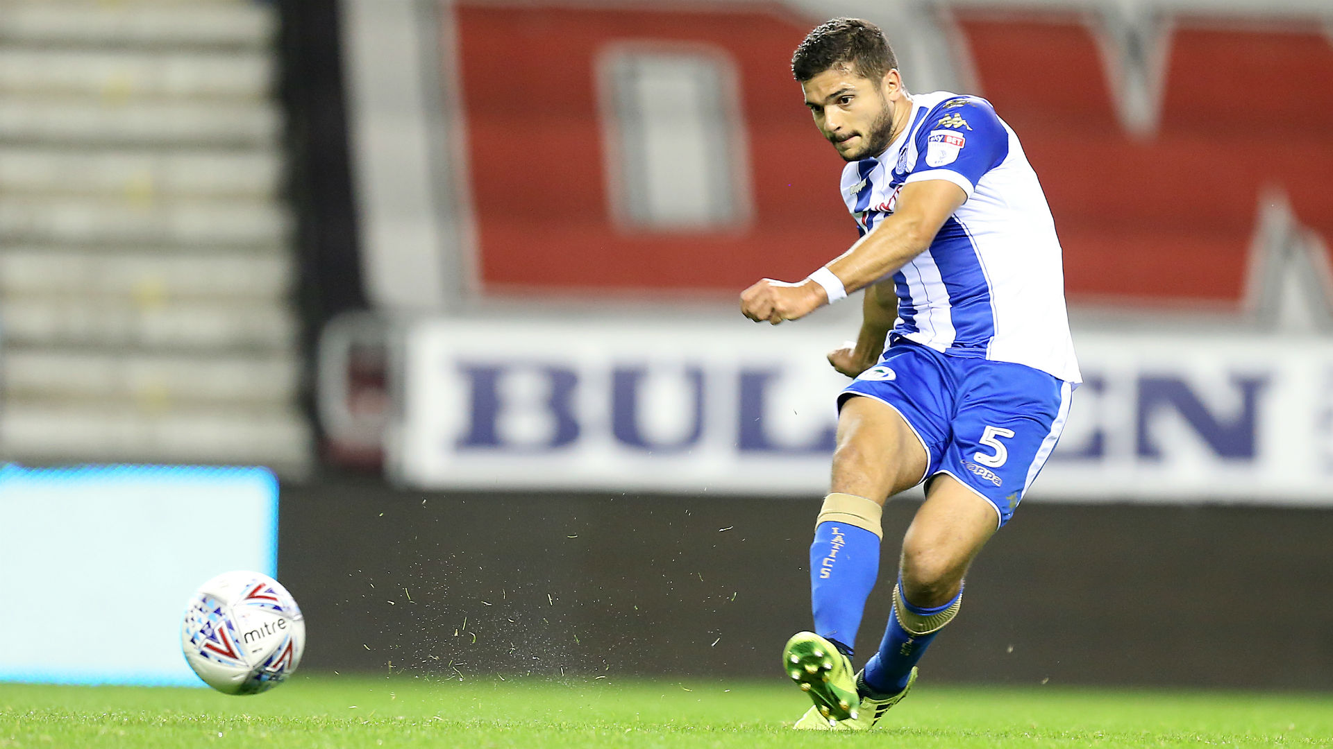 Sam Morsy Egypt Wigan