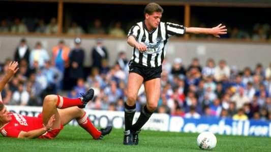 Young Paul Gascoigne Newcastle