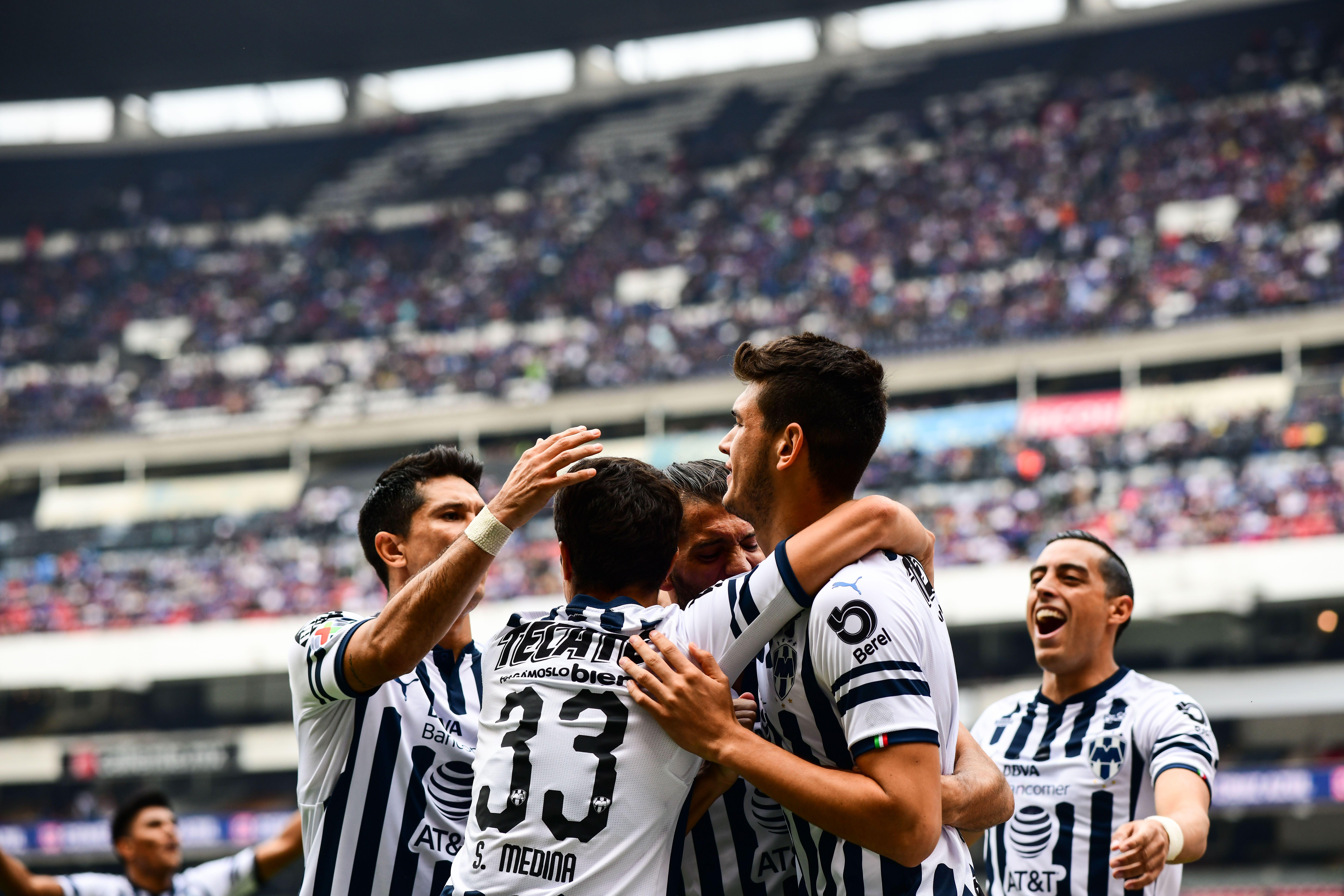 Monterrey Liga MX Apertura 2018