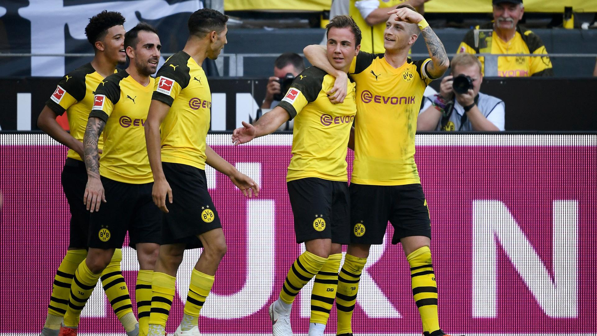 Borussia Dortmund Bundesliga 06102018