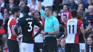 Southampton Manchester United Premier League