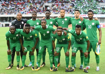 Nigeria unveil 2018 Fifa World Cup kits  e464dbfa8