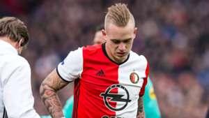 Rick Karsdorp, Feyenoord - PSV, 02262017