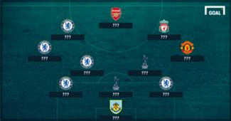 Premier League 2016-17 XI Goal