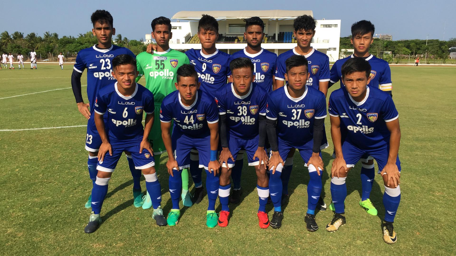 Chennaiyin FC Langsning FC I-League 2nd Division