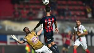Gabriel Rojas San Lorenzo Chacarita Superliga 21042018