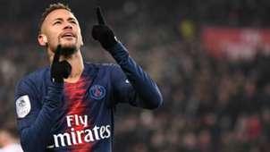 Neymar PSG Guingamp Ligue 1 19012019