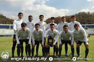 Malaysia U19, AFC U-19 Championship qualification, 06112017