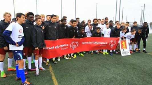 Special Olympics 2018 : l'équipe de France de Football Unifié dévoilée | Goal.com