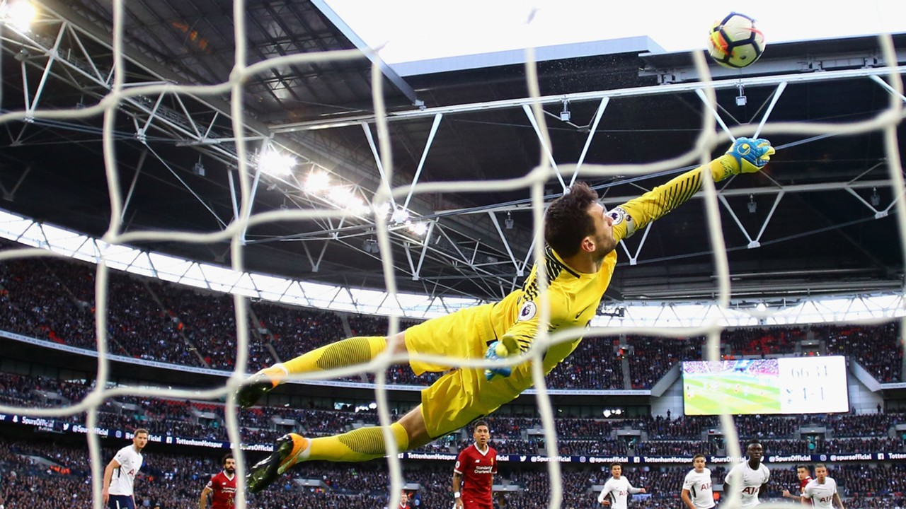 Hugo Lloris Tottenham Liverpool