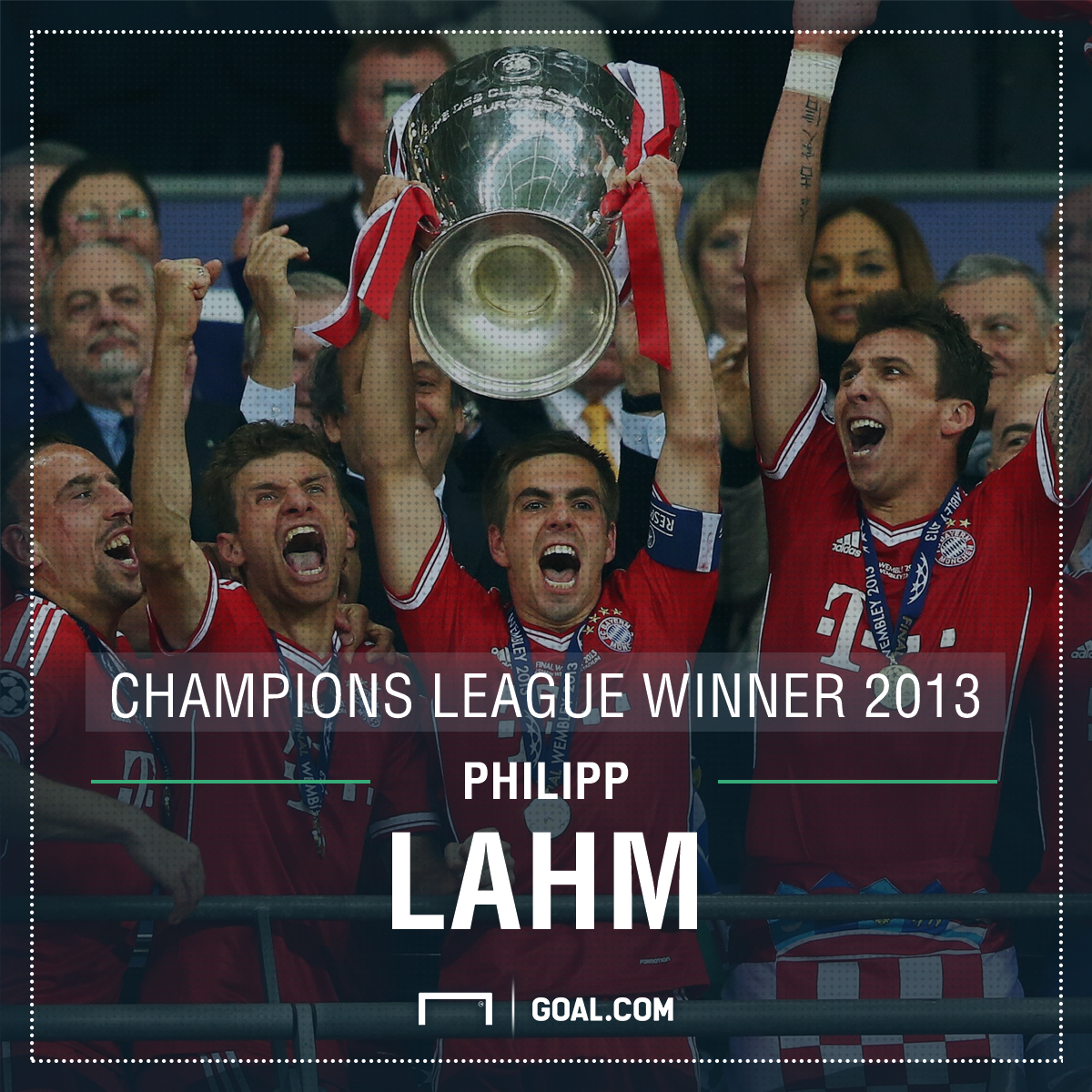 Philipp Lahm Champions League