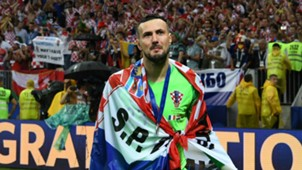 croatia france - danijel subasic - world cup final - 15072018