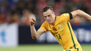 Brad Smith Thailand v Australia World Cup qualifying 15112016