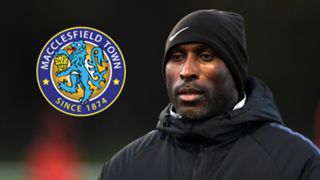 Sol Campbell Macclesfield Town 2018