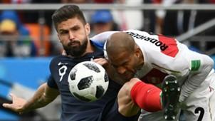Olivier Giroud France Peru World Cup 2018