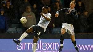 Yerry Mina Everton Millwall FA Cup 26012019
