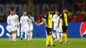 Borussia Dortmund Real Madrid Champions League 26092017