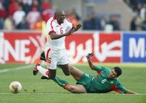 المغرب - تونس 2004