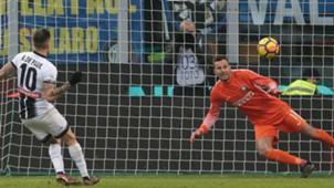 De Paul Inter Udinese
