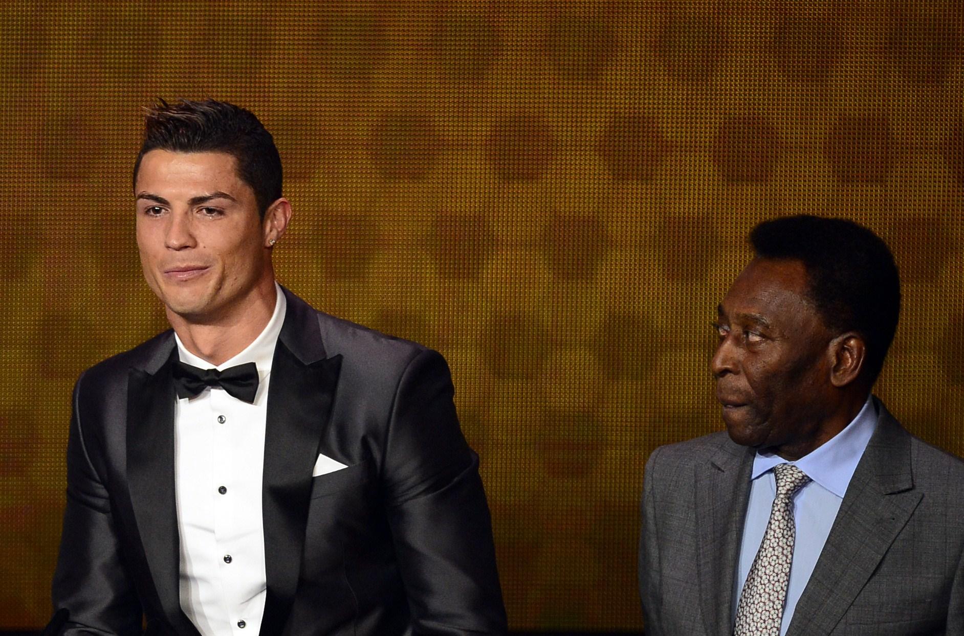 Ronaldo Pelé