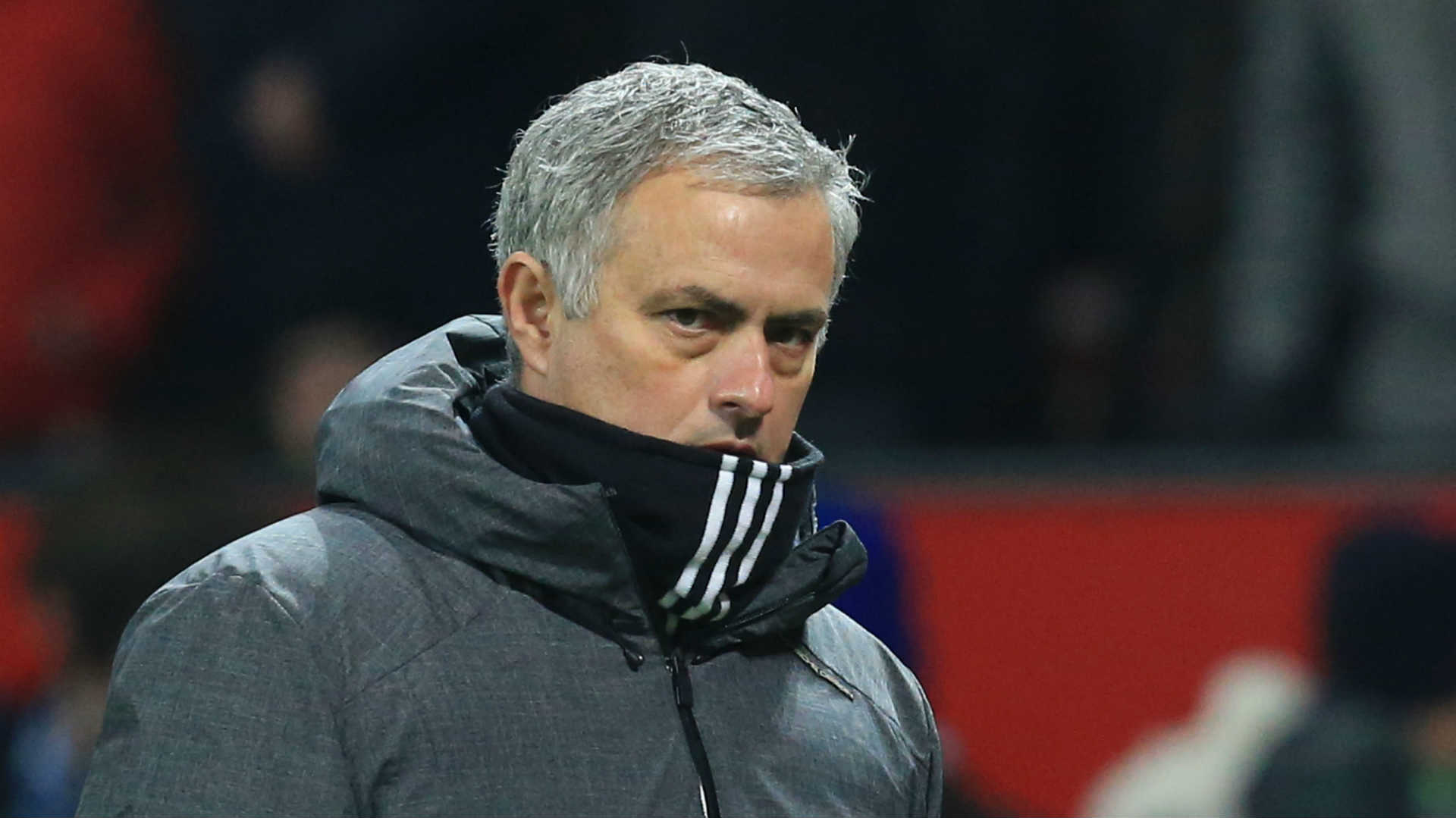 2018-01-15 jose mourinho
