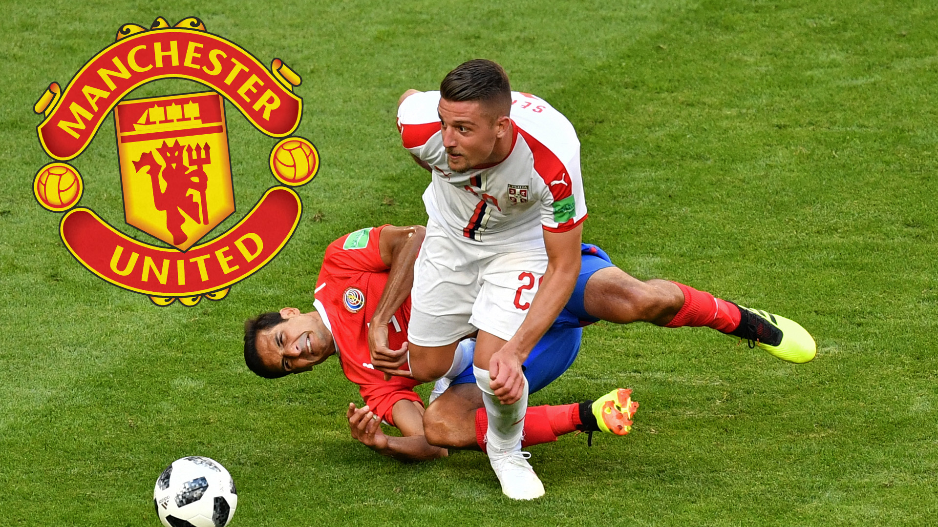 Aleksandar Kolarov Whips In Stunning Free-Kick Against Costa Rica