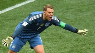 Manuel Neuer 2 Germany Deutschland Mexico WC 2018
