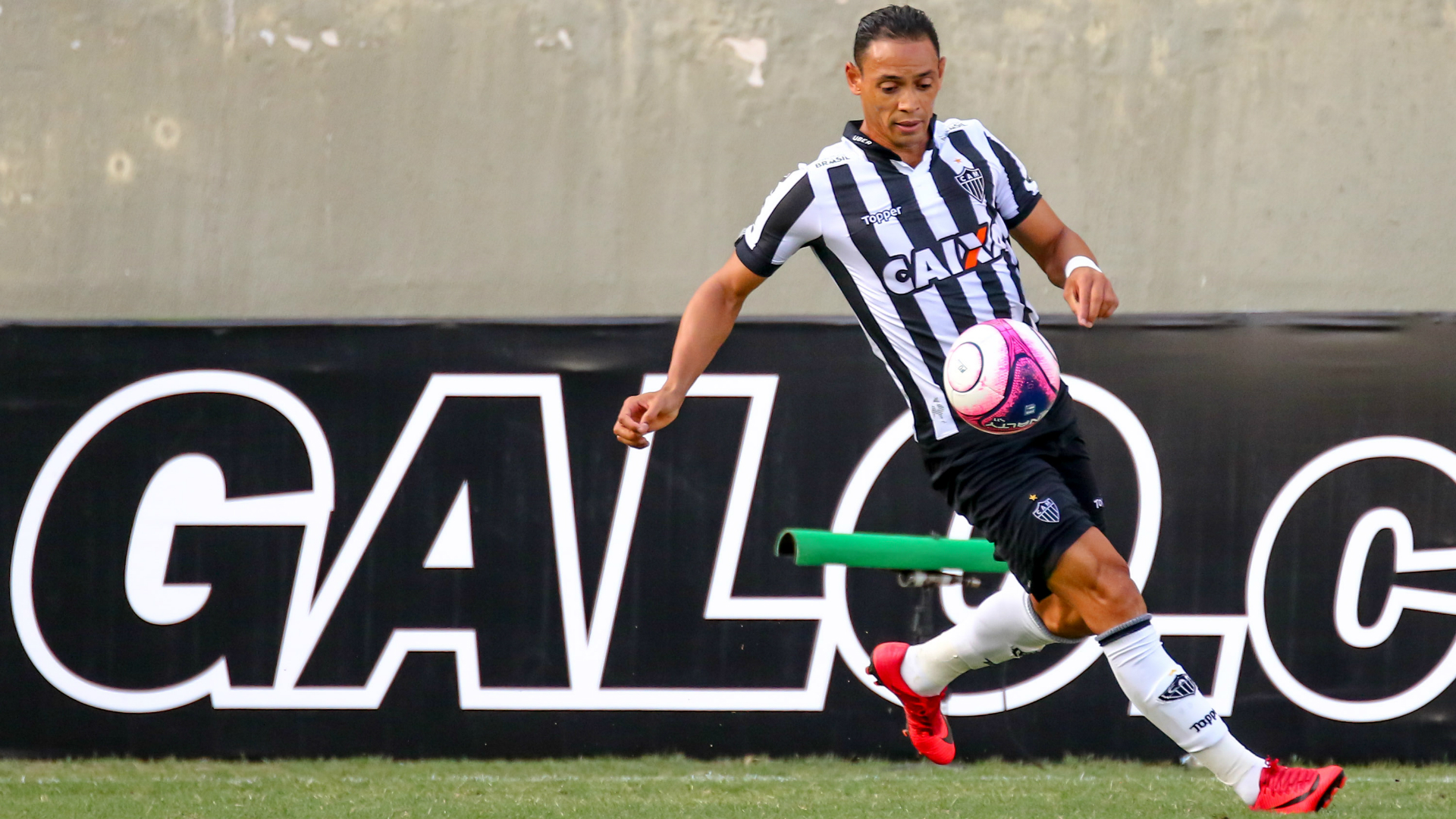 Ricardo Oliveira Atlético-MG Patrocinense Campeonato Mineiro 28 01 2018