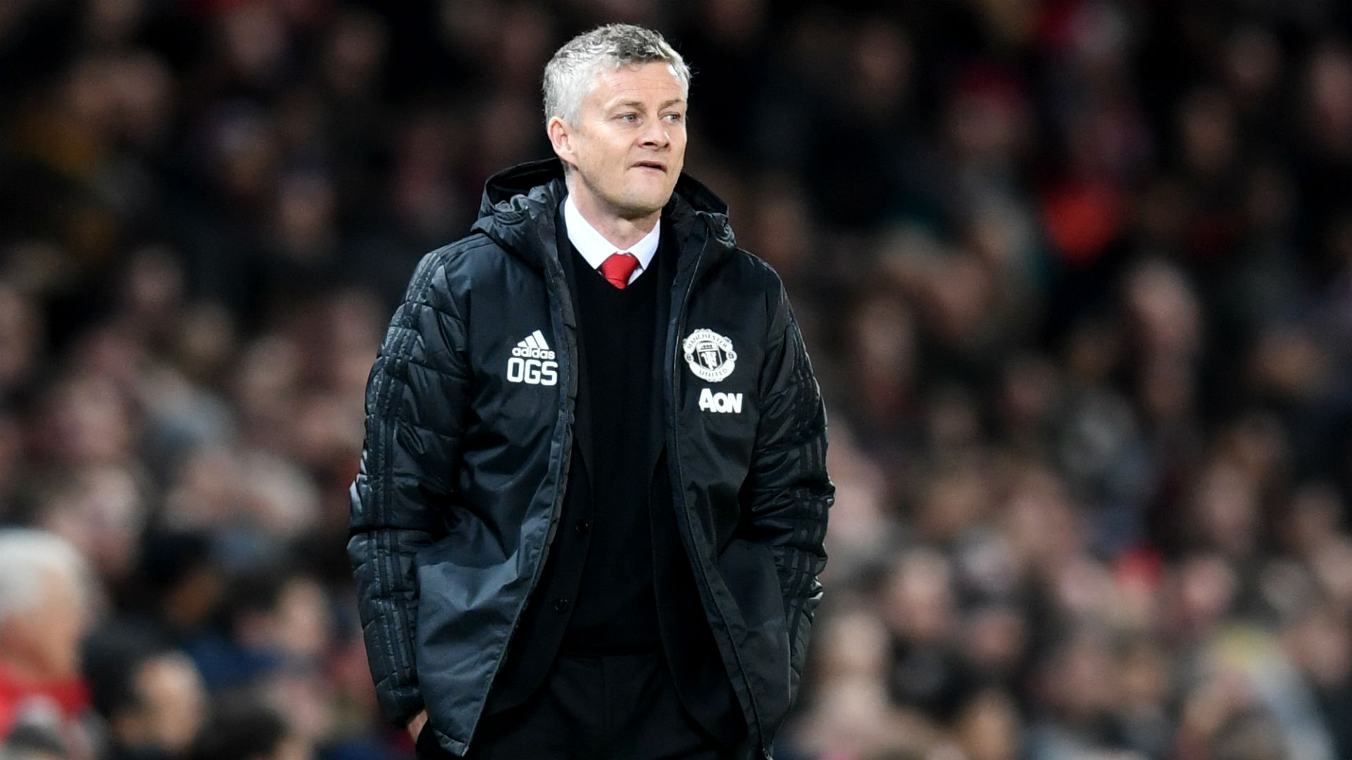Solskjaer insists Manchester United 'played well' in Arsenal defeat