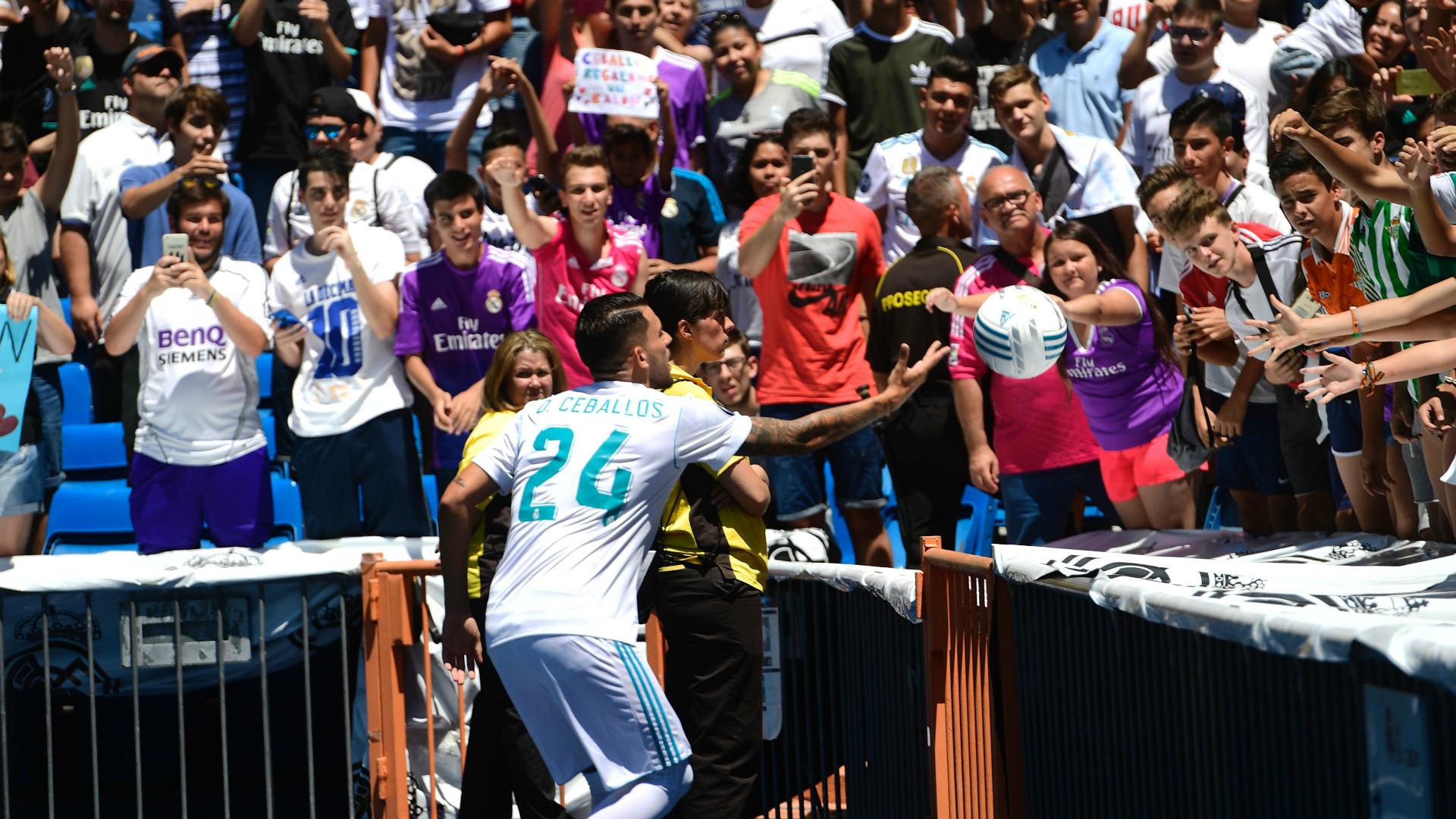'Ronaldo m'a félicité pour mon prix UEFA'