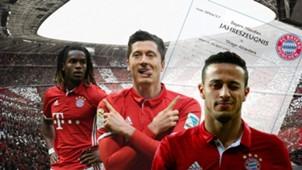GFX Bayern München Zeugnis German