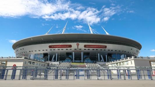 Krestovsky Stadium 140617